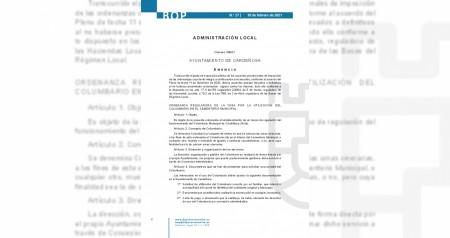 Anuncio BOP 268/21