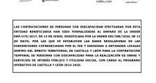 CARTEL CONTRATACIÓN TRABAJADORES ELEX