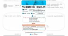 Llamamientos para vacunarse del 28 de junio al 2 de julio
