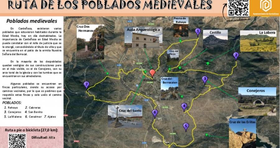 Ruta de los Poblados Medievales