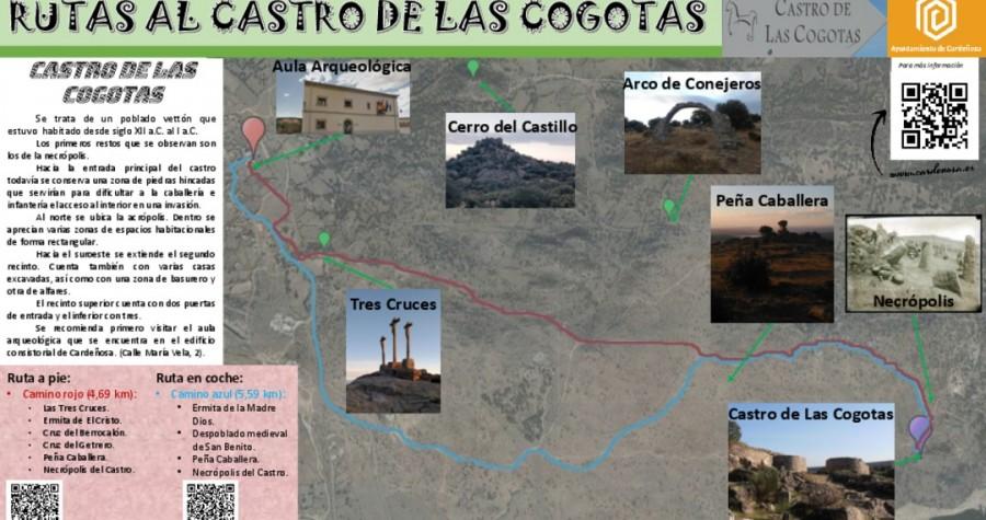 Rutas Castro Cogotas