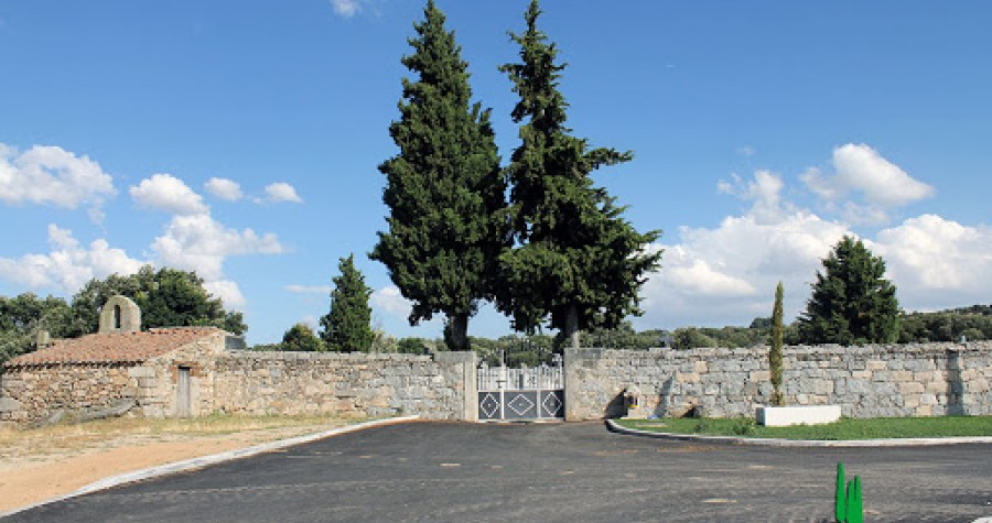 Cementerio Cardeñosa