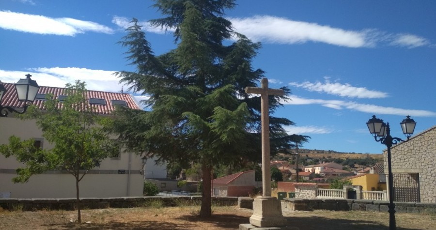 Cruz de la Iglesia