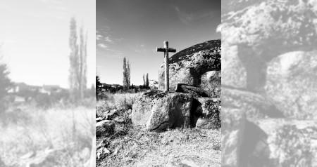 Cruz de las Tres Pisadas del Diablo