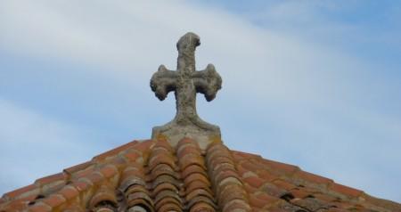 Cruz Templaria de la Ermita de Nuestra Señora del Berrocal