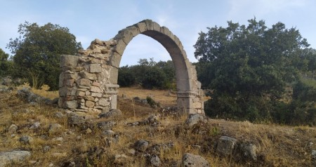 Arco Conejeros Anterior