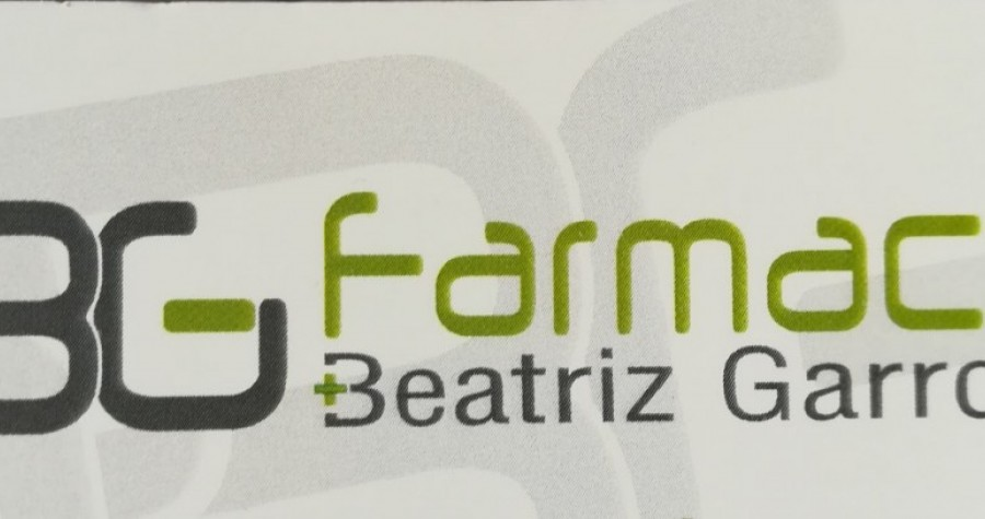 Logotipo Farmacia Beatriz Garrosa