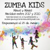 Cartel Zumba Kids